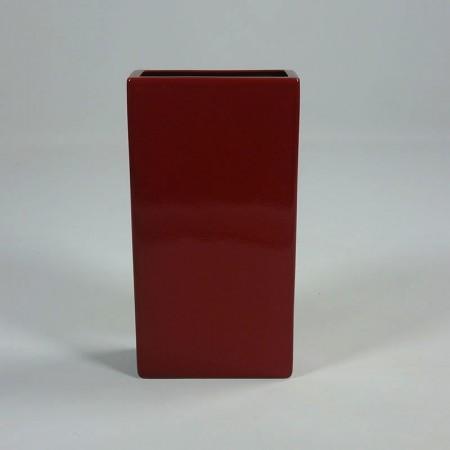 Rode Envelop vaas