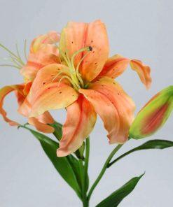Kunstbloem Gloriosa Roze