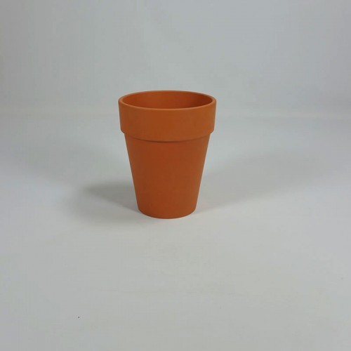 Terracotta pot Clematispot