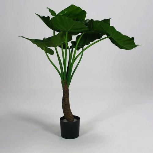 Kunstplant Alocasia 1 stam