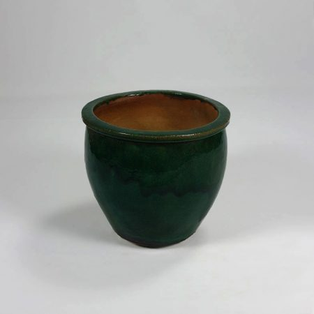 Groene Pot Forrestgreen