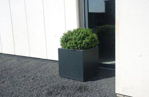 Polyester plantenbak 60 x 60 x 60 cm