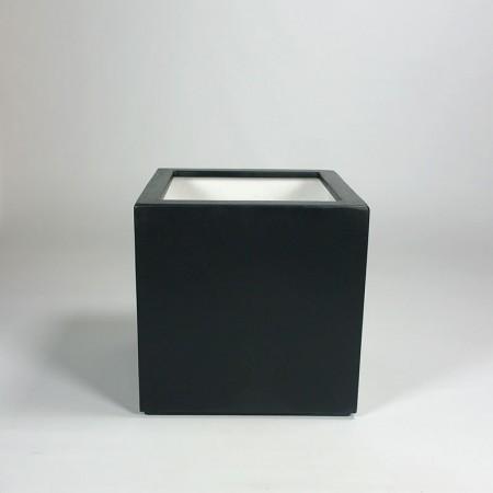 Vierkante polyester plantenbak
