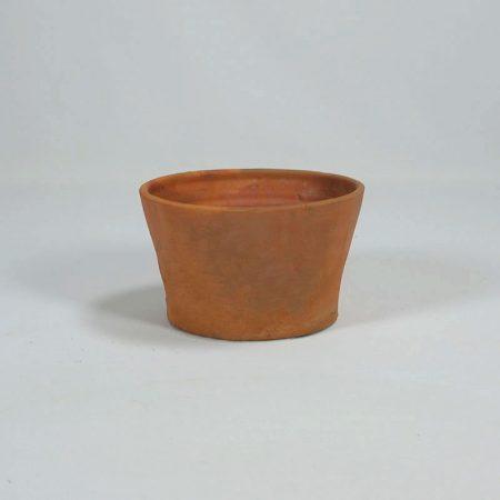 Terracotta pot Taps