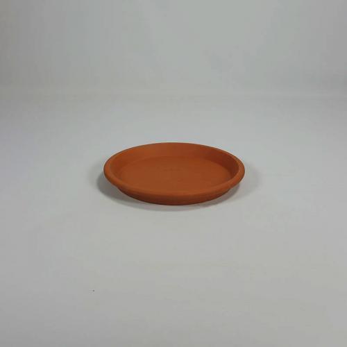 Terracotta Onderschaal