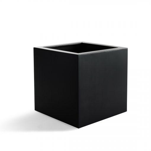 Argento Cube Plantenbak Black